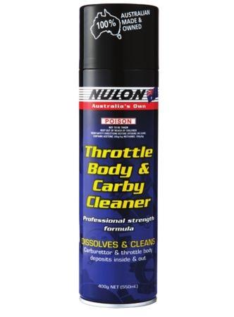 Nulon TBC Cleaner 400 ml